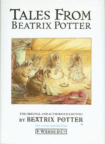 Tales From Beatrix Potter: The Tailor Of Gloucester,The Tale Of Mrs Tiggy-Winkle,The Tale Of Jemima (Peter Rabbit)