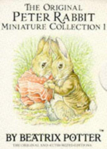 9780723239826: The Original Peter Rabbit Miniature Collection 1