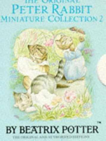 The Original Peter Rabbit Miniature Collection (Mini-pack, Potter) (No. 2)