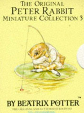 9780723239840: The Original Peter Rabbit Miniature Collection (Mini-pack, Potter) (No. 3)