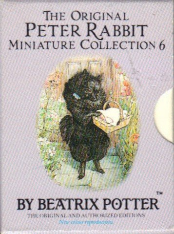 9780723239871: The Original Peter Rabbit Miniature Collection: Little Pig Robinson and Friends (Mini-pack, Potter) (No. 6)