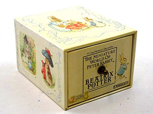 9780723239888: The Original Peter Rabbit Miniature Box (The World of Beatrix Potter)