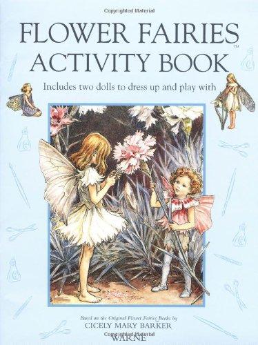 9780723239949: The Flower Fairies Activity Book