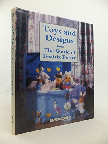 9780723240051: Toys and Designs from the World of Beatrix Potter