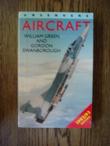 9780723240136: Observers Aircraft (Observer's Pocket S.)
