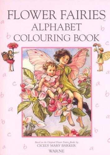 9780723240433: The Flower Fairies Alphabet Colouring Book