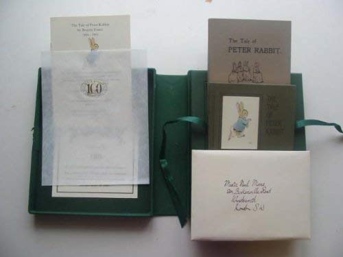 9780723240457: The Tale of Peter Rabbit (International Limited Edition)