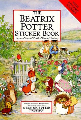 9780723240877: The Beatrix Potter Sticker Book: Stickers, Stories, Puzzles, Games, Recipes (Peter Rabbit)
