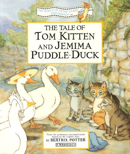 9780723241287: The Tale of Tom Kitten and Jemima Puddle-Duck