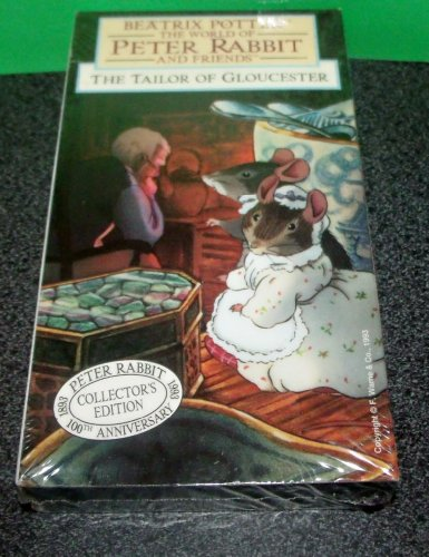 9780723241379: The Tailor of Gloucester: Animation Storybook (The World of Peter Rabbit and Friends)