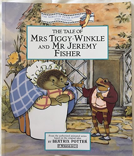 9780723241492: The Tale of Mrs. Tiggy-Winkle and Mr. Jeremy Fisher: Animation Storybook
