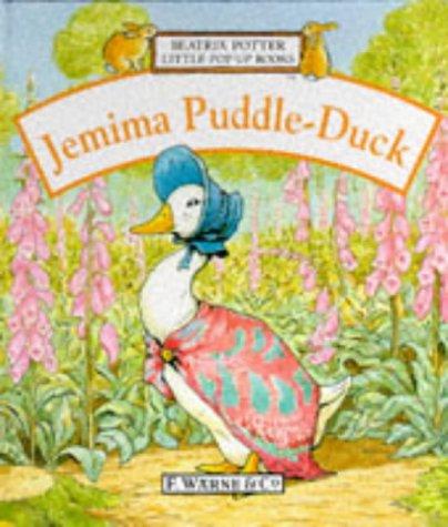 9780723241850: Jemima Puddle-duck Little Pop-up (Beatrix Potter's Little Pop-Ups)