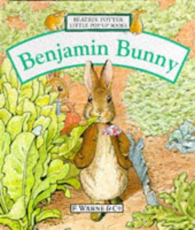 9780723241874: Benjamin Bunny Little Pop-up (Beatrix Potter's Little Pop-Ups)