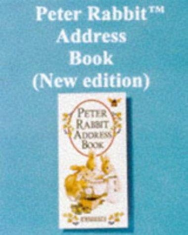 9780723242000: The Peter Rabbit Address Book