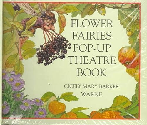 9780723242260: Flower Fairy Pop-up Theatre Book