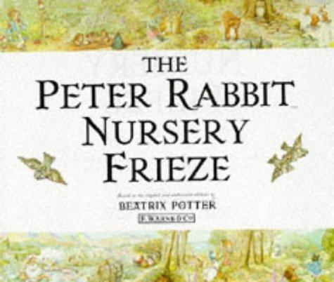 9780723242284: Peter Rabbit Nursery Frieze