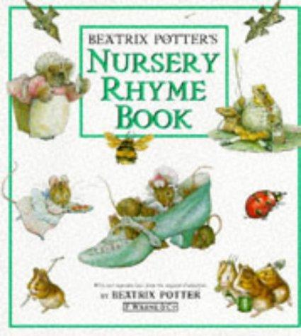 9780723242499: Beatrix Potter's Nursery Rhyme Book (Peter Rabbit)