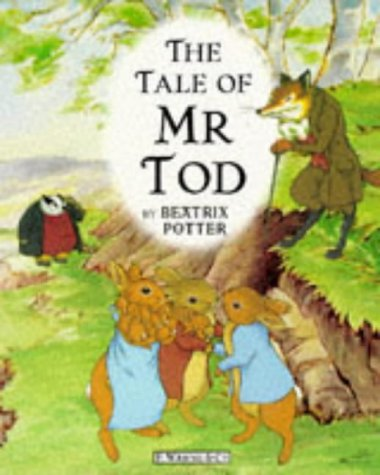 9780723242673: The Tale of Mr. Tod: Animation Storybook (The World of Peter Rabbit and Friends)