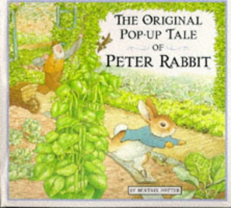 The Original Pop-up Tale of Peter Rabbit (0723242801) by Beatrix Potter