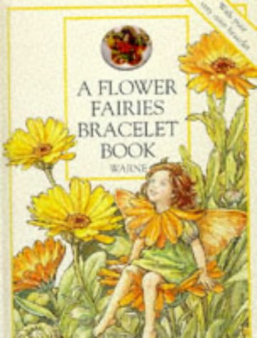 A Flower Fairies Bracelet Book: Barker, Cicely Mary