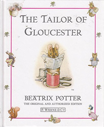 9780723242970: The Tailor of Gloucester(Book & Tape Pack)