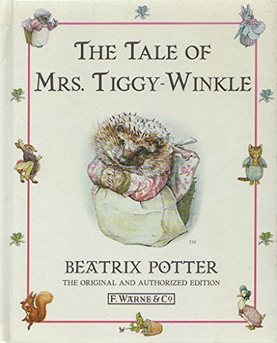 9780723243007: The Tale of Mrs.Tiggy-Winkle