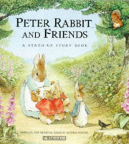 9780723243434: Peter Rabbit and Friends: A Stand-up Story Book (The World of Peter Rabbit Collection 2)