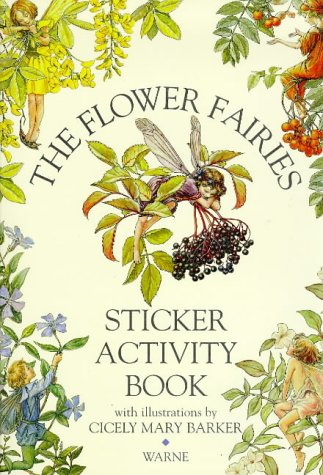 The Flower Fairies Nature Sticker Book (The: Barker, Cicely Mary