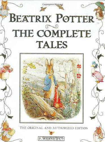 9780723244042: Beatrix Potter - the Complete Tales: The 23 Original Peter Rabbit Books & 4 Unpublished Works
