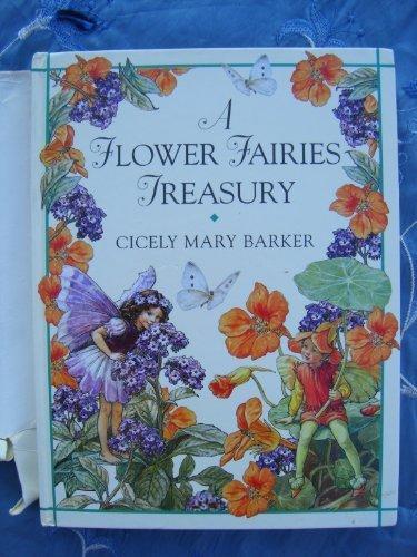 Flower Fairies Treasury: BARKER, Cicely Mary.