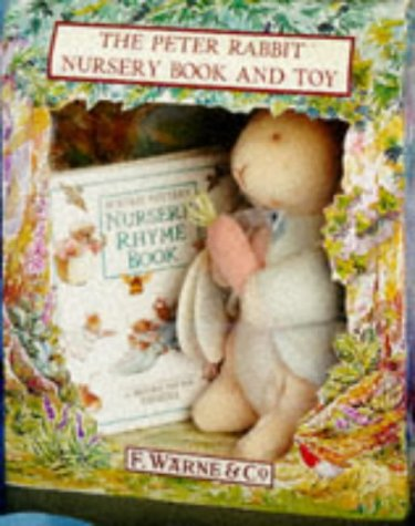 9780723244134: The Peter Rabbit Nursery Book and Toy