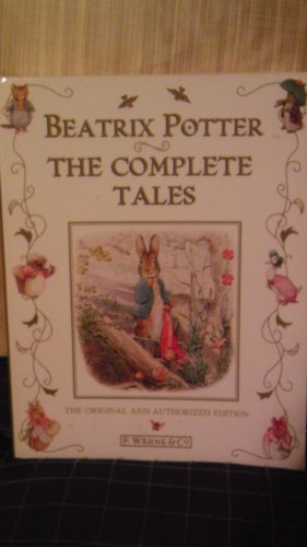 Beatrix Potter the Complete Tales von Frederick: Beatrix Potter (Author),