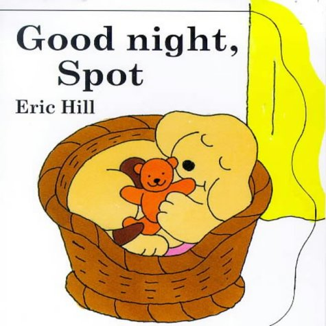 9780723244905: Goodnight Spot! (Little Spot Board Books)
