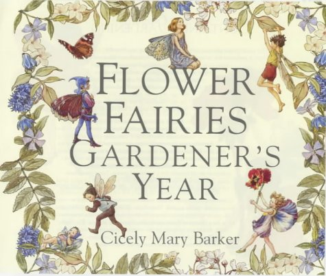9780723244929: Flower Fairies Gardener's Year
