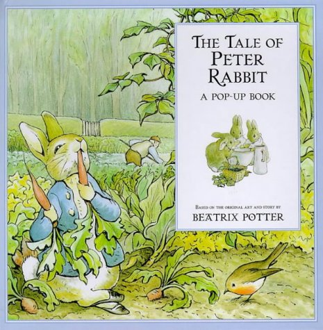 9780723245278: The Beatrix Potter Pop-up Treasury: The Tale of Peter Rabbit (Ss)