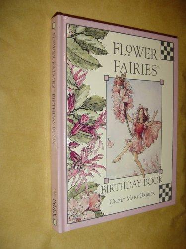 Flower Fairies Birthday Book, The (Flower Fairies: Barker, Cicely Mary