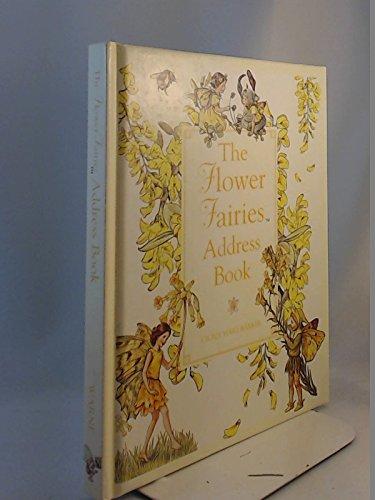 Flower Fairies Address Book: Barker, Cicely Mary