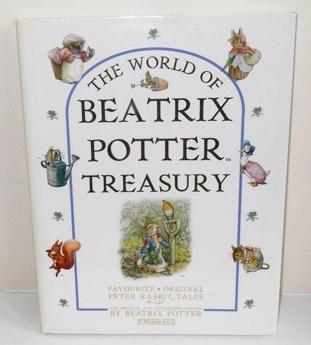 9780723245797: The World of Beatrix Potter Treasury