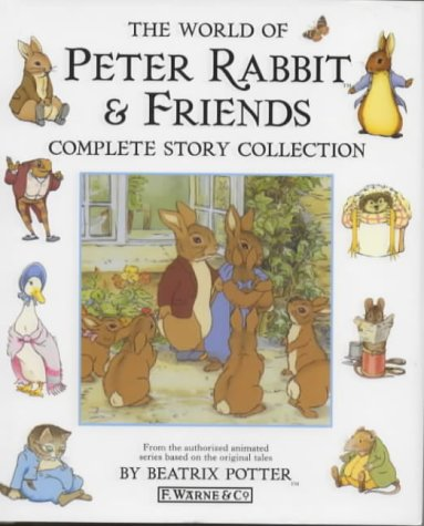 9780723245827: The World of Peter Rabbit & Friends Complete Story Collection (Miniature Edition)