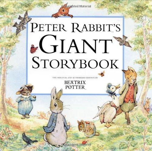 9780723245834: Peter Rabbit's Giant Storybook