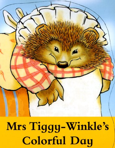 9780723245957: Mrs. Tiggy-winkles Colorful Day (Peter Rabbit)