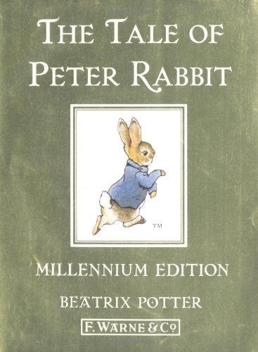9780723246091: The Tale of Peter Rabbit Millennium Edition