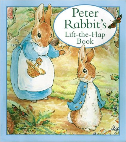 9780723246398: Peter Rabbit's Lift-the-Flap Book