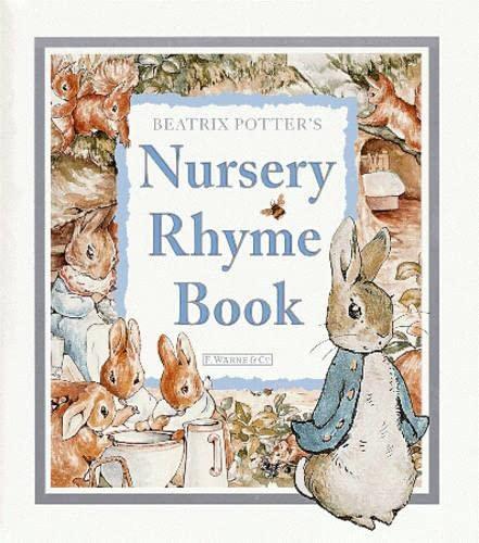 9780723246503: Beatrix Potter's Nursery Rhyme Book (Peter Rabbit)