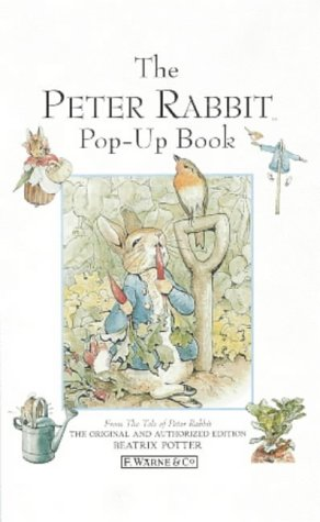 9780723246596: The Peter Rabbit Miniature Pop-up Book (Beatrix Potter Novelties)