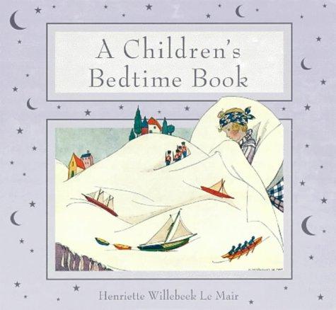 9780723246640: A Children's Bedtime Book (Golden Days nursery rhymes)