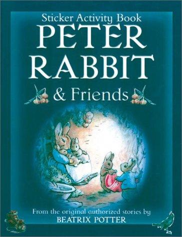 9780723246817: Peter Rabbit and Friends Sticker Activity Book