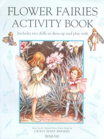 9780723247357: Flower Fairies Activity Book New Edition