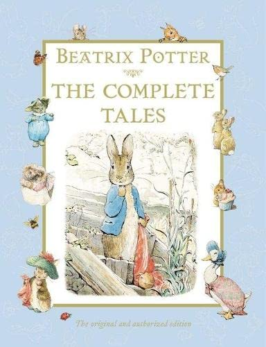 9780723247609: The complete tales: The 23 Original Peter Rabbit Books and 4 Unpublished Works (Beatrix Potter)