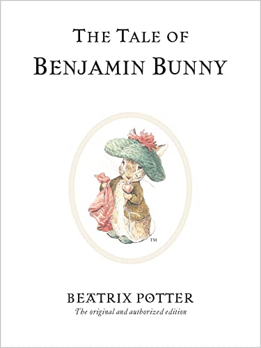 9780723247739: The Tale of Benjamin Bunny (Beatrix Potter Originals)